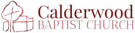 Calderwood Baptist Church Logo
