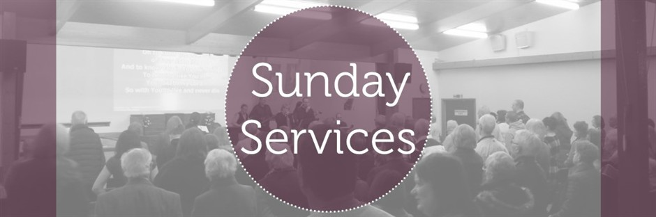 1 Sunday Services