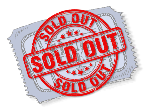 Adult Ticket Sold Out