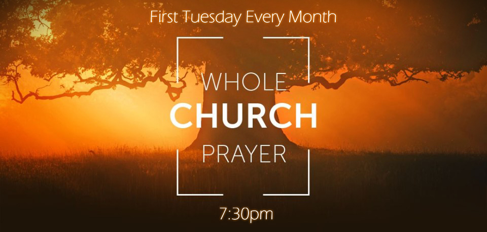 CBC Whole Church Prayer Web He