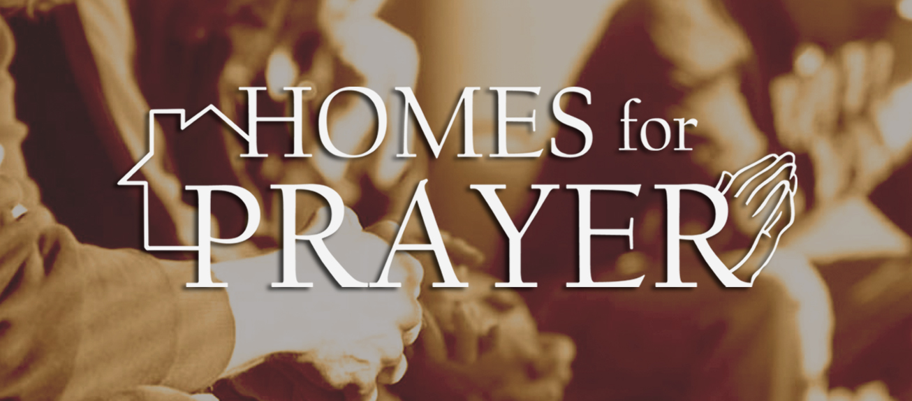 Homes For Prayer Web Header